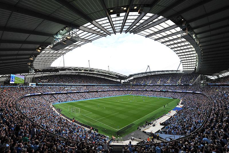 Manchester City FC Strike