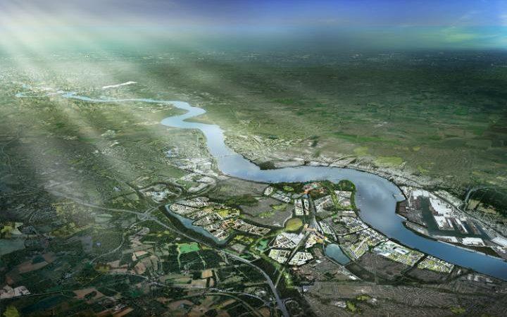 Henley Camland Land Securities image Plans for Ebbsfleet Garden City