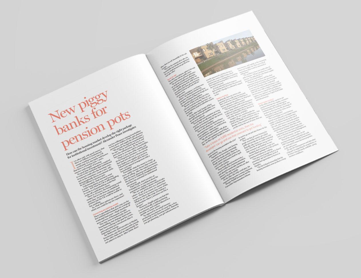 Henley Article in the March 2017 Publication of Estates Gazette