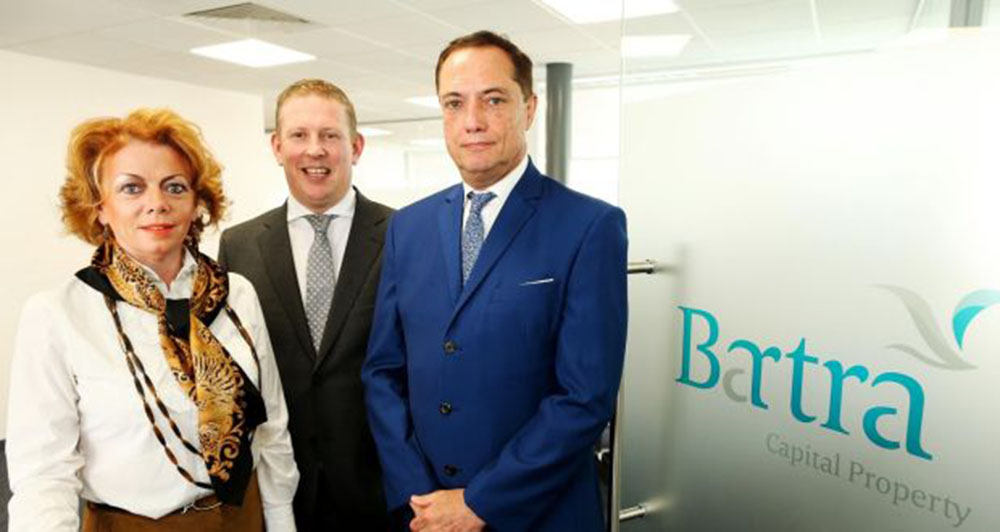 a colour image of the management team of Bartra Capital Property Group - A JV with Henley Investments