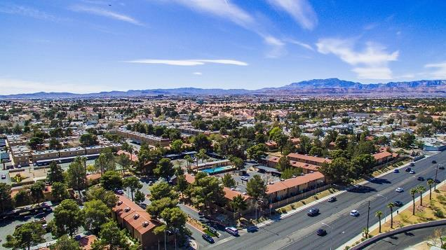 Henley Altura Spring Valley Las Vegas multifamily - Henley USA real Estate Investment