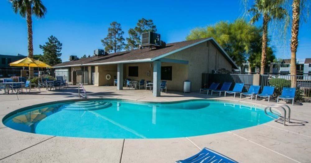 Henley Investments Five89 Apartments Las Vegas - Accent