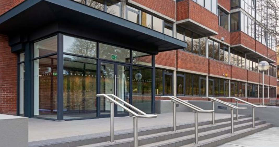 An image of Phoenix House in Dublin sold by Henley Investments Joint Venture Henley Bartra