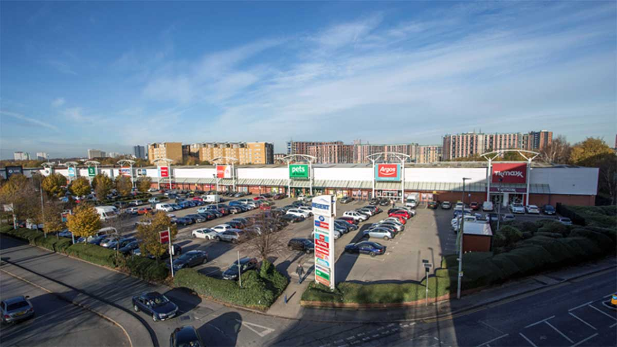 Henley Investments Buys Regent Retail Park - Salford - Commercial Property Investment
